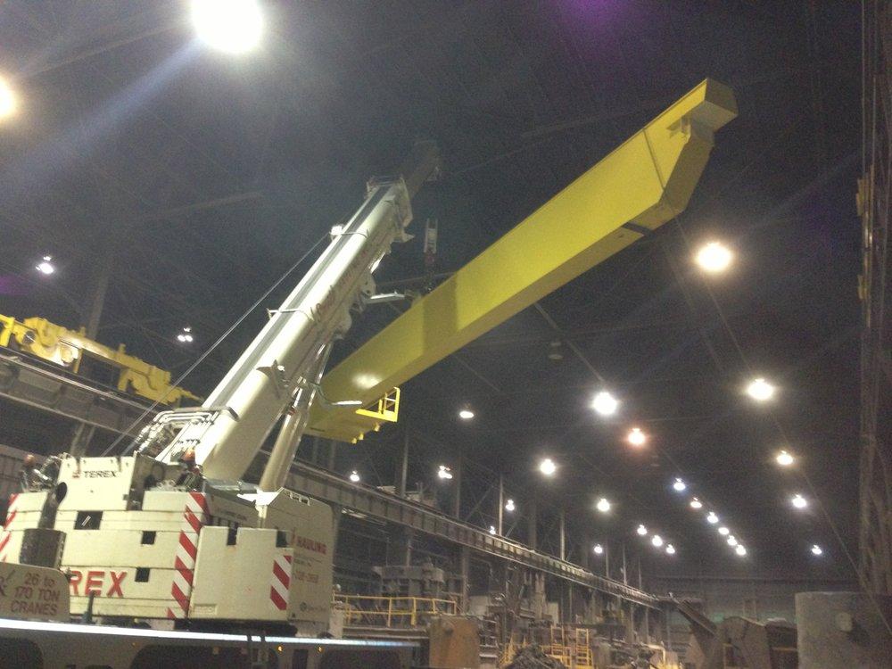 DeMatt Industrial: 1020 Boyers Rd, Boyers, PA