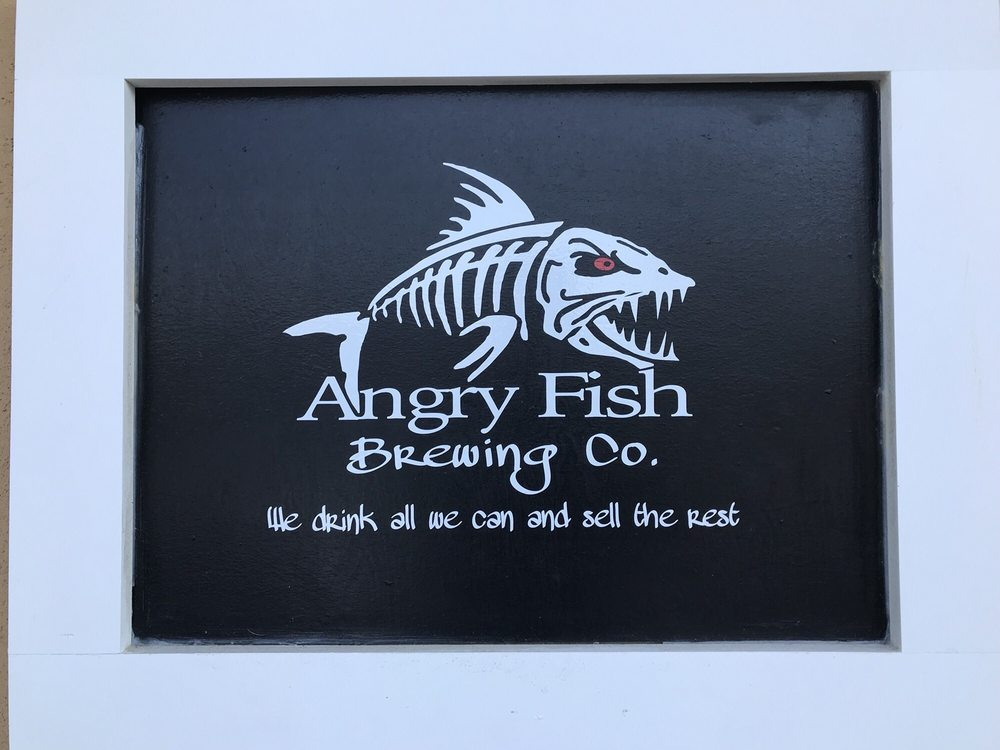 Angry Fish Brewing Co.: 106 Fabrister Ln, Lexington, SC