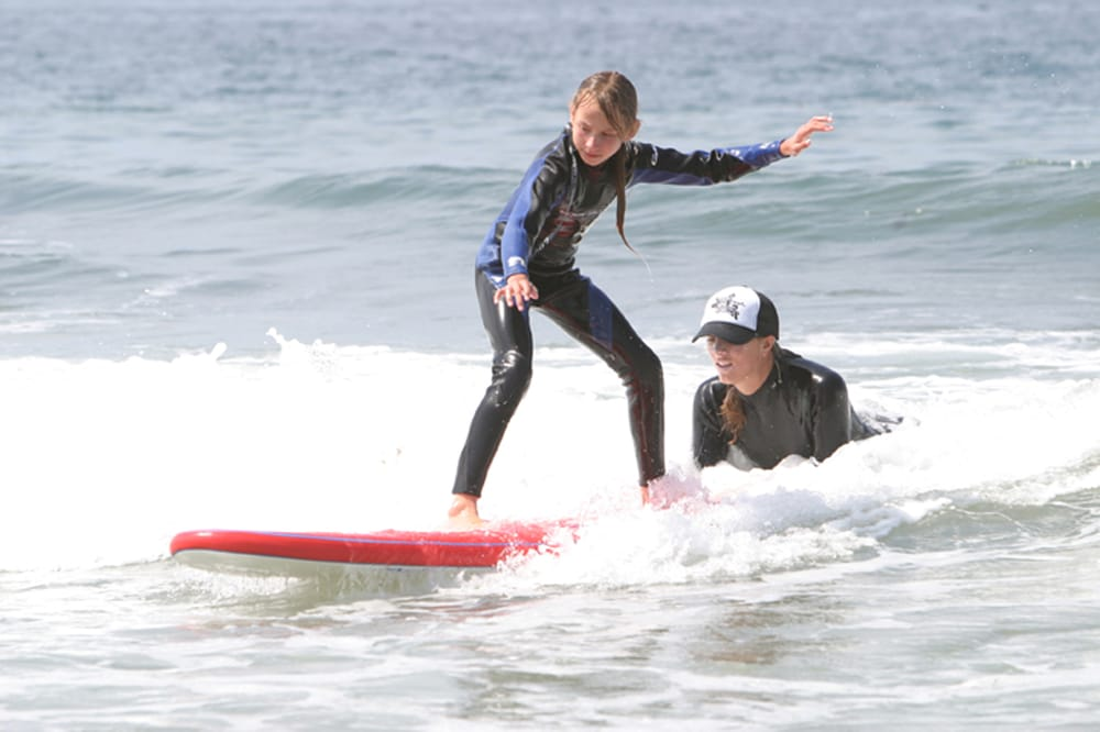 Malibu Makos Surf Camp