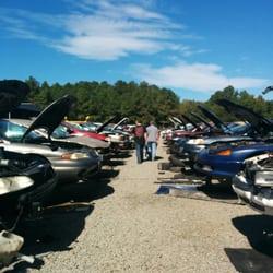 Pick N Pull Auto Parts Supplies 100 Sykes Ave Virginia Beach
