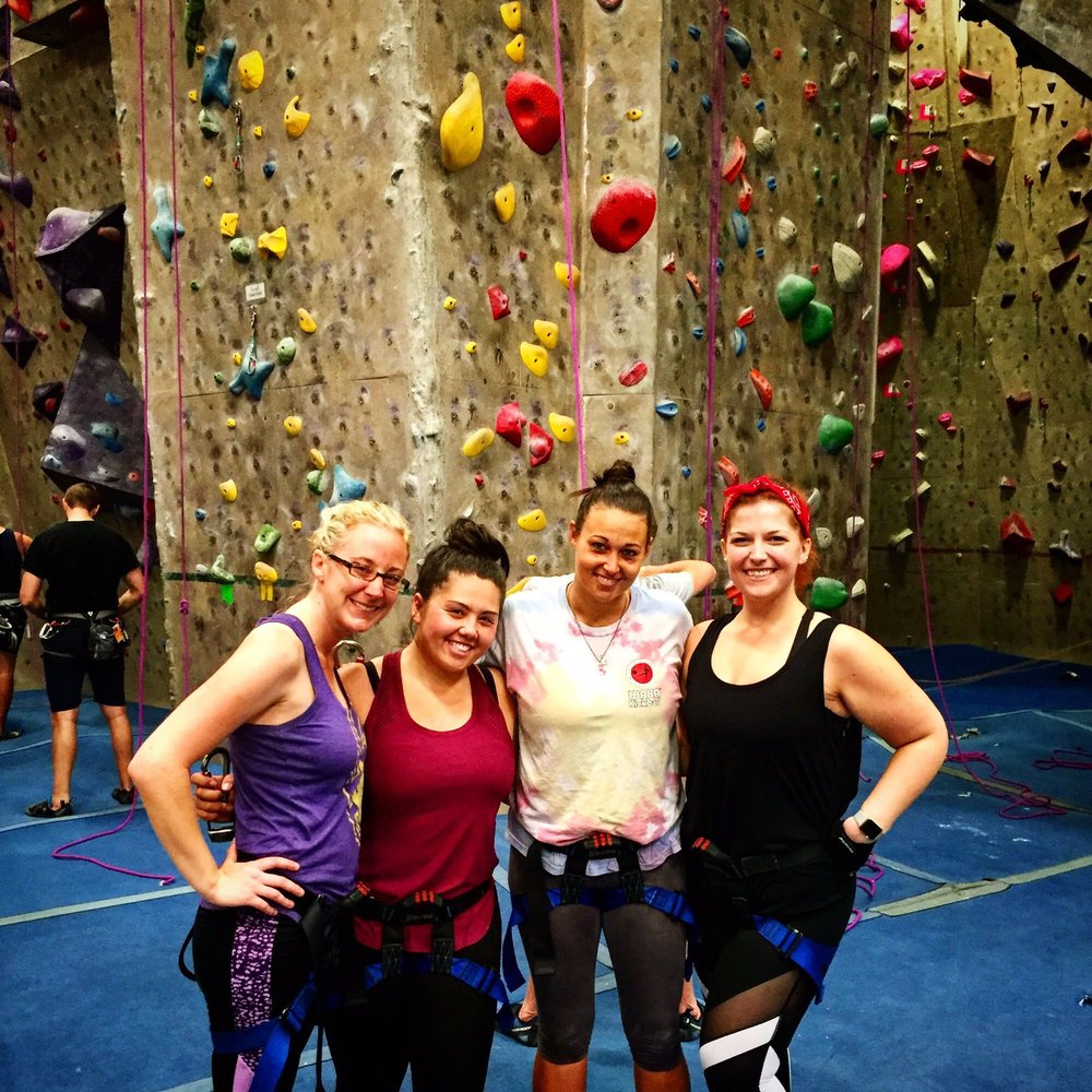 Aiguille Rock Climbing Center: 999 Charles St, Longwood, FL