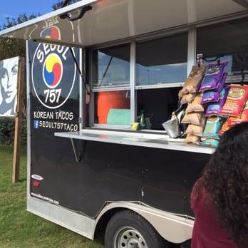 Green Flash Virginia Beach Food Truck