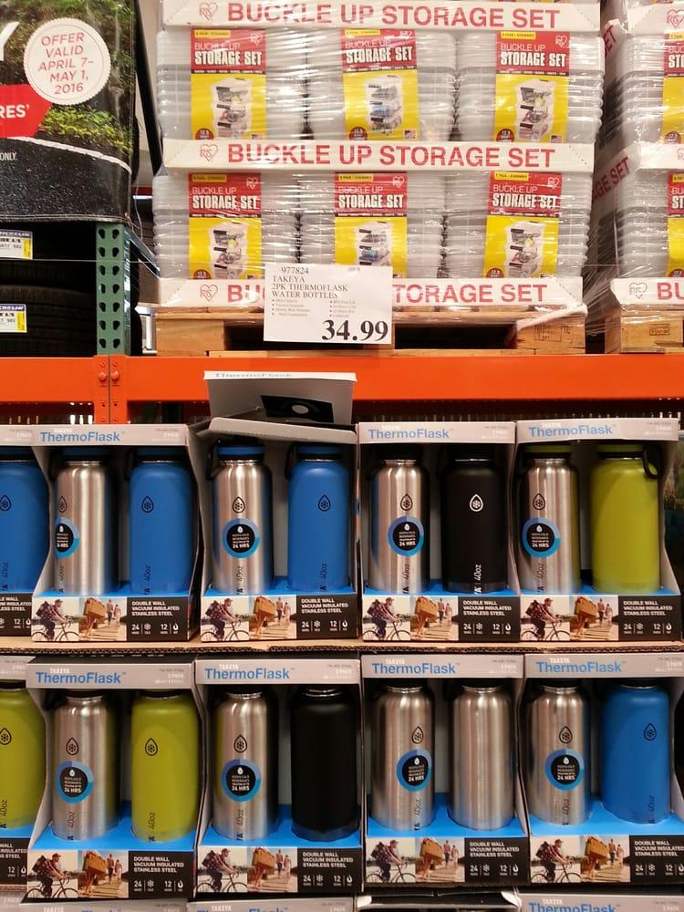 e295b56aa5 Photo of Costco Wholesale - Fullerton, CA, United States. Takeya Thermo  Flask two