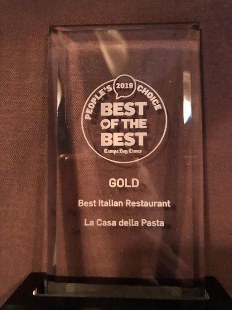 La Casa Della Pasta: 5273 Ehrlich Rd, Tampa, FL