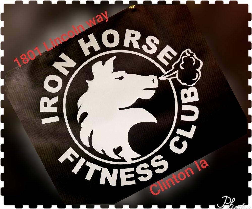 Iron Horse Fitness Club: 1801 Lincoln Way, Clinton, IA