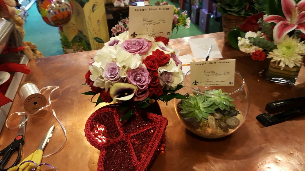 George's Floral Boutique: 482 East College Ave, State College, PA