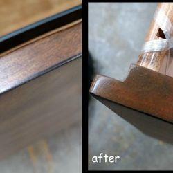 Photo Of Seven Cities Furniture Repair   Virginia Beach, VA, United States.  Desk