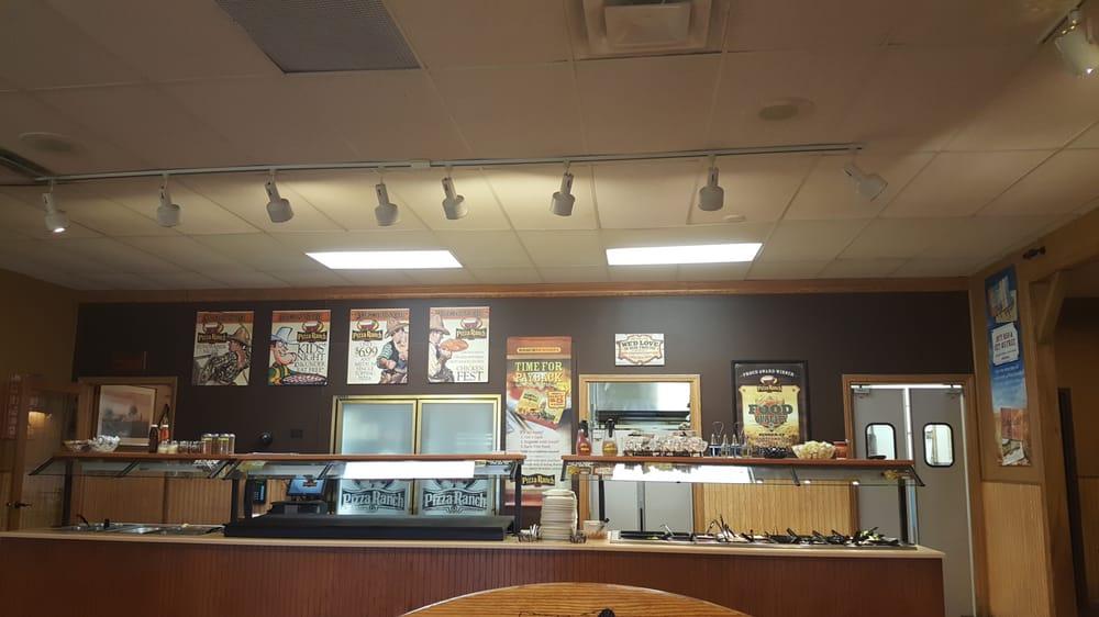 Pizza Ranch: 120 W Sd Hwy 38, Hartford, SD