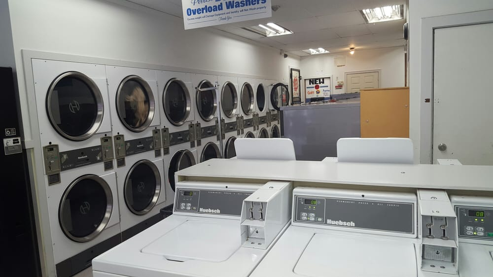 Gilmour Coin Laundry