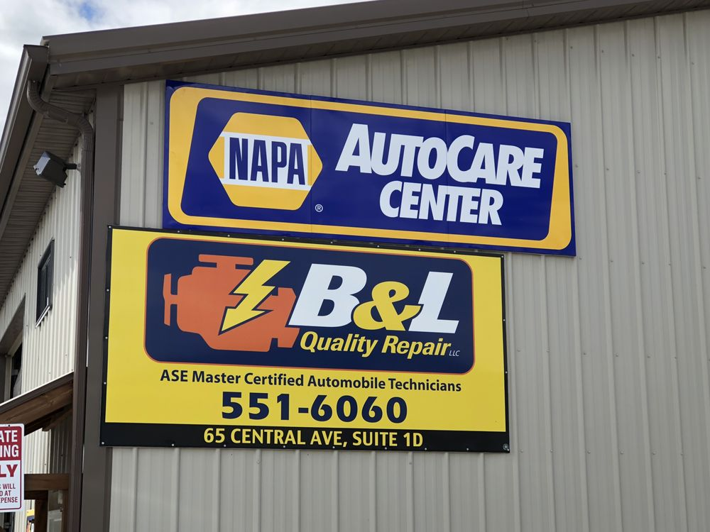 B & L Quality Repair: 65 Central Ave, Bozeman, MT