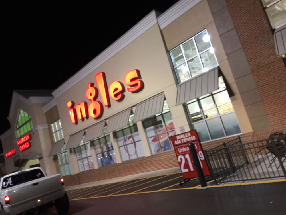 Food from Ingles Market