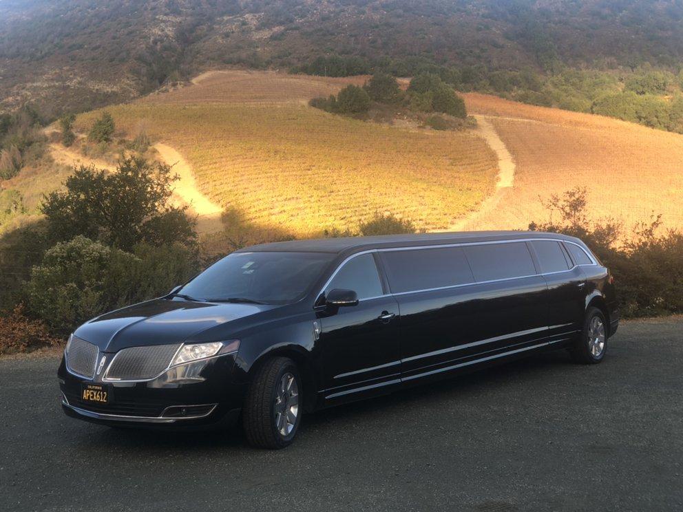 Apex Limousine Service: 712 Bancroft Rd, Walnut Creek, CA