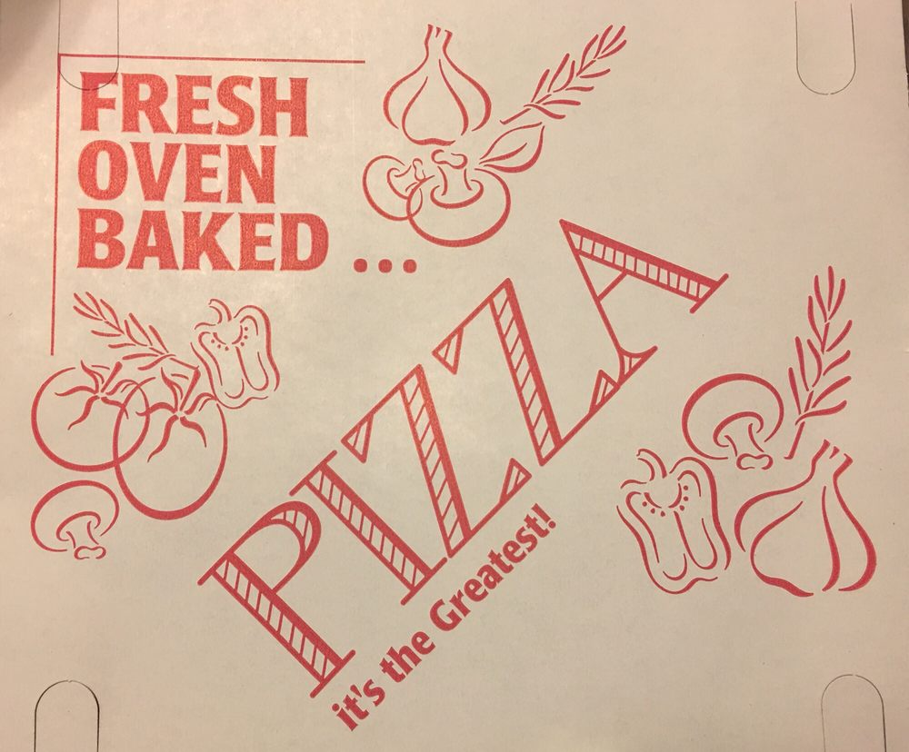 Pizza Box To Keep The Slices Safe Warm Yelp