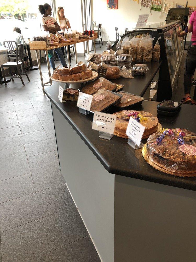Quebrada Baking Company: 272 Washington St, Wellesley, MA