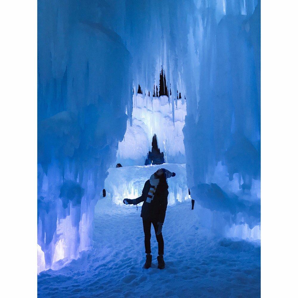 Ice Castles Minnesota: 1500 Old Hwy 8, New Brighton, MN