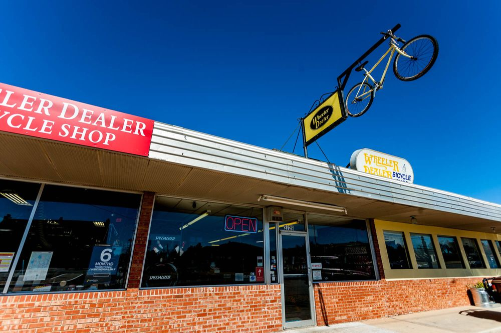 Wheeler Dealer Bicycle Shop