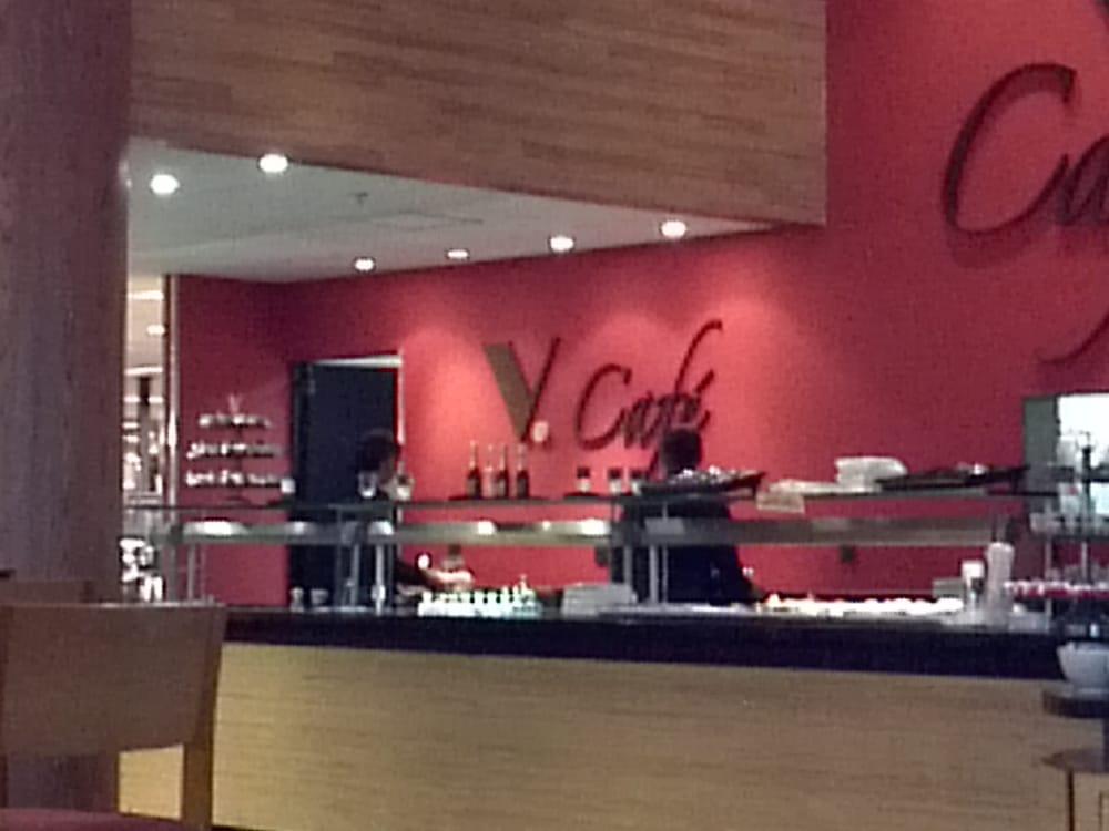 V Cafe / Cultura: Av. Iguatemi 567-767, Campinas, SP