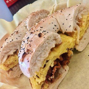 Cafe Bagelry San Dimas Menu