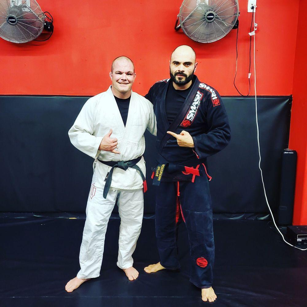 Smash Brazilian Jiu Jitsu: Brownsville, TX