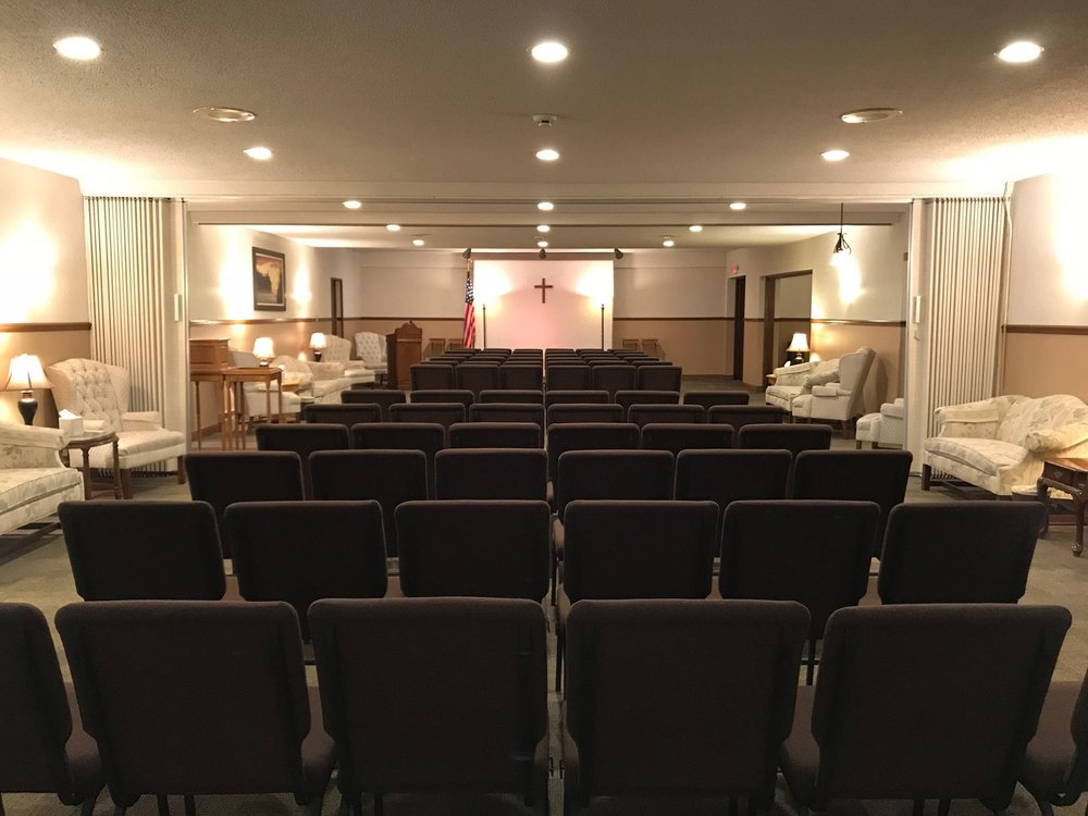 Downs Funeral Home: 1617 N 19th St, Superior, WI