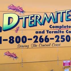 Ld Termite Pest Control Santa Maria Ca Phone Number Last