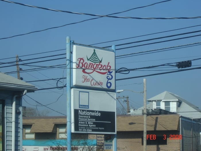 Thai Restaurants Near Harrisburg Pa