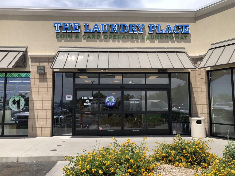 The Laundry Place: 2540 W Apache Trl, Apache Junction, AZ