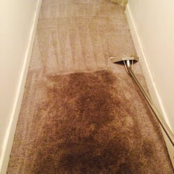 Photo of Arapahoe Carpet Care - Centennial, CO, United States. Greasy hall way