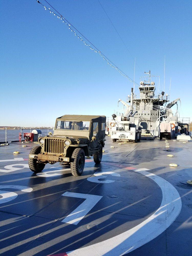Social Spots from The USS LST 325 Ship Memorial