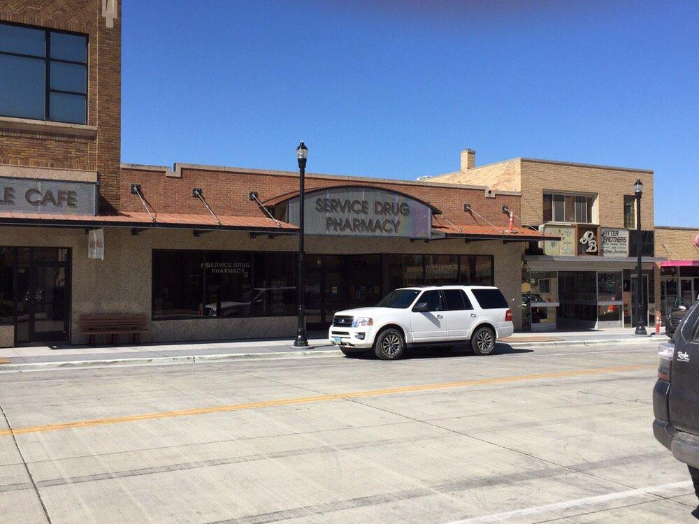 Service Drug Pharmacy: 317 Main St, Williston, ND