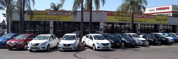 Metro Nissan Of Montclair 9440 Autoplex Drive Montclair, CA Nissan    MapQuest