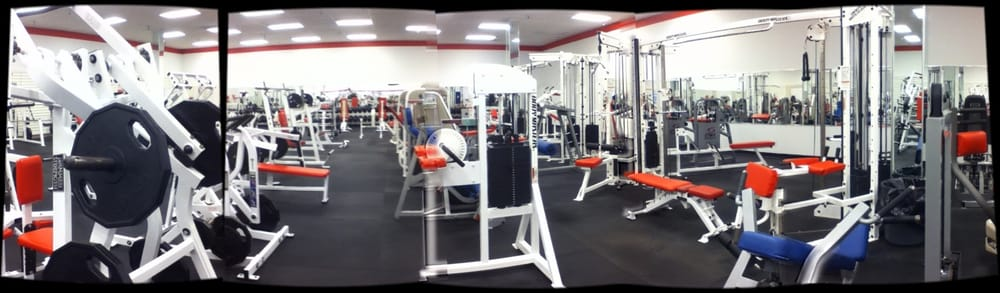 Social Spots from Norm's Gym