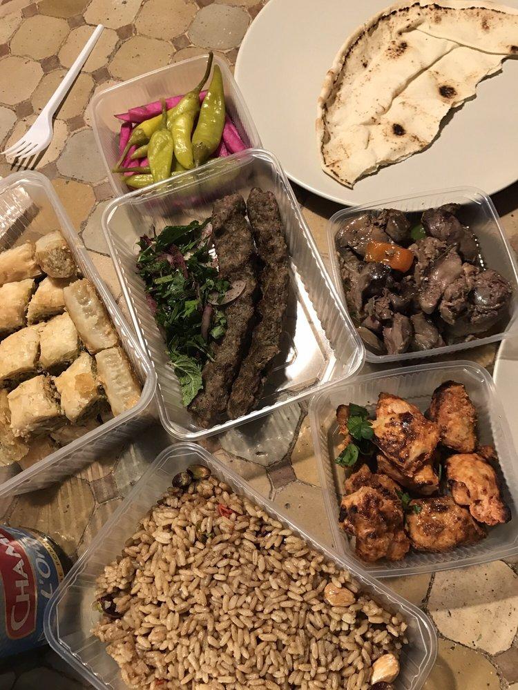 Al Dar 32 Recensioni Cucina Libanese 8 Rue Fr D Ric