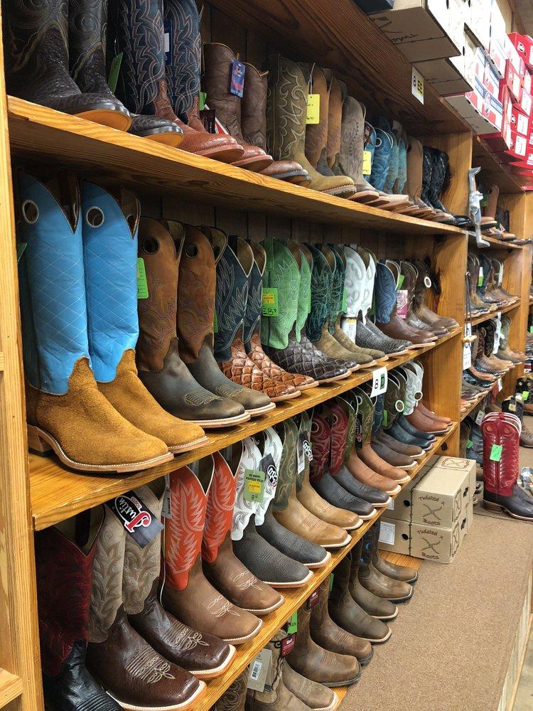 Mr Boots: 2130 W Beauregard Ave, San Angelo, TX