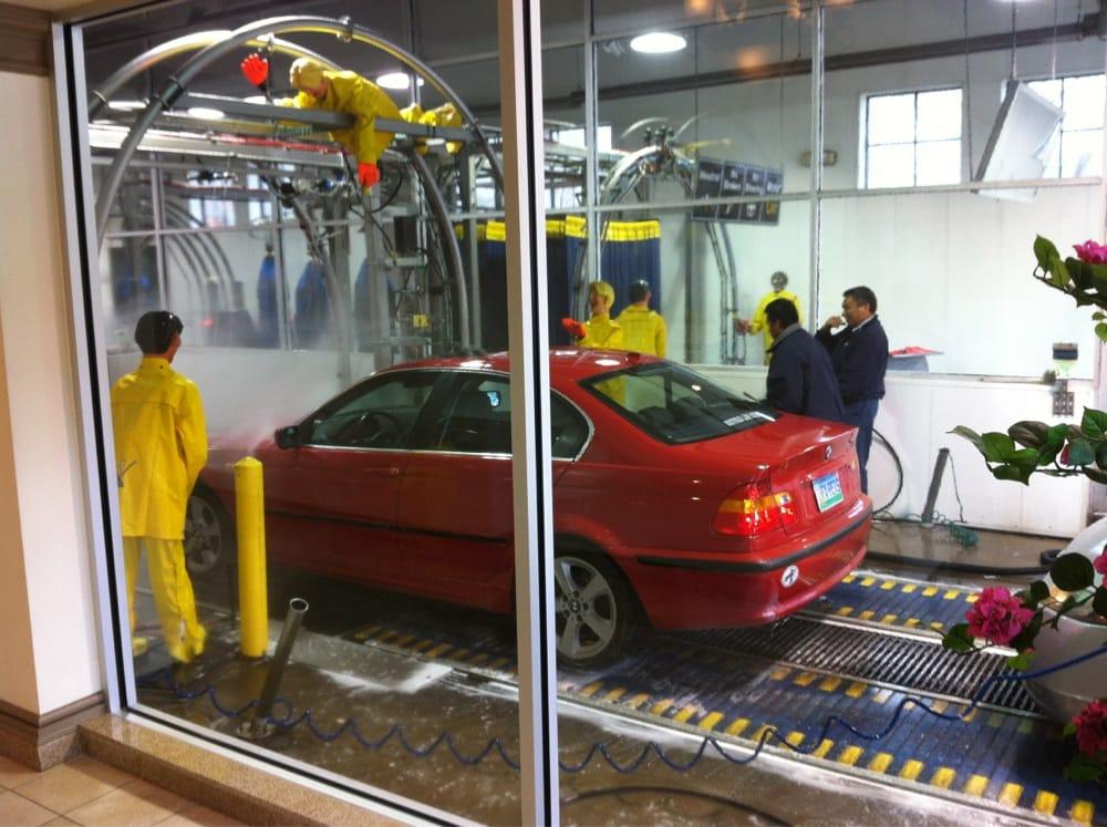 Conveyor Belt Car Washing Yelp