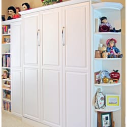 Nice Photo Of The Closet Doctor   Lincoln, CA, United States. Murphy Bed