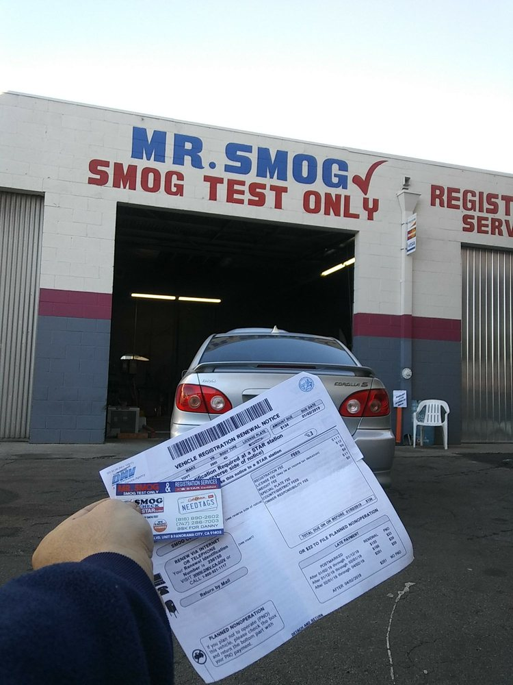 Mr Smog and Registration Services - 43 Photos & 72 Reviews