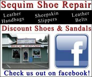 Sequim Shoe Repair: 425 E Washington St, Sequim, WA