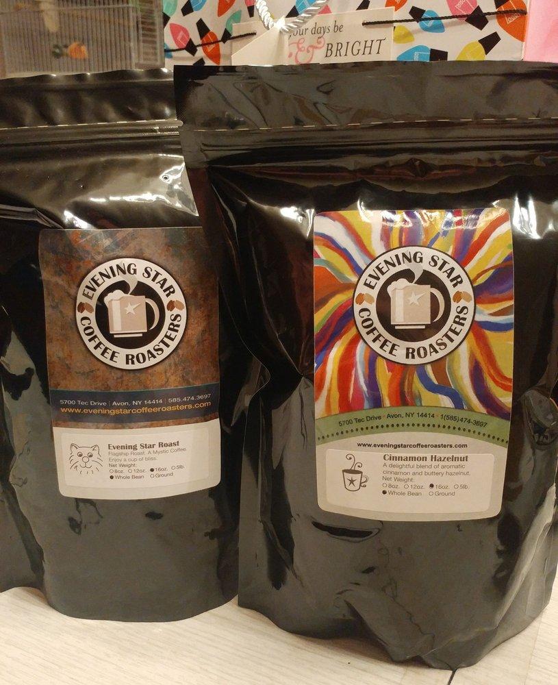Evening Star Coffee Roasters: 5700 Tec Dr, Avon, NY