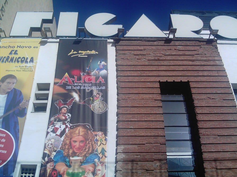 Teatro f garo adolfo marsillach performing arts calle for Teatro figaro adolfo marsillach