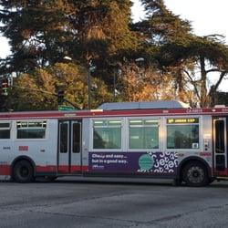 NX Judah Express Transportation Inbound 48th Judah Outer