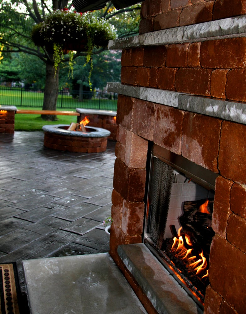 Royal Creations Architectural Landscaping: 1509 S Osage St, Independence, MO