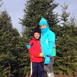 photo of candy cane christmas tree farm oxford mi united states family - Candy Cane Christmas Tree