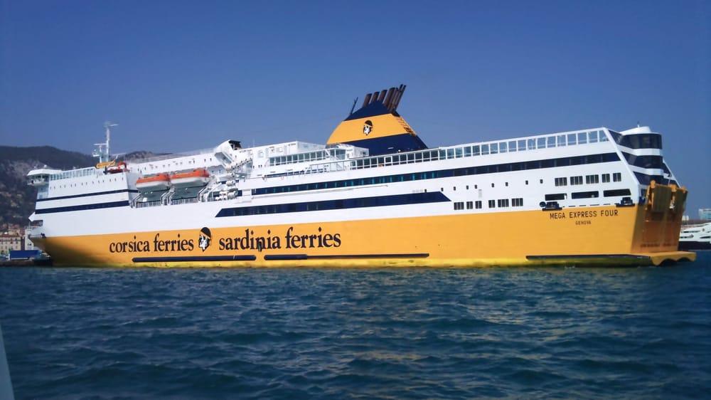 Corsica ferries sports et activit s de loisirs 2 av de for Mega express 2 piscine