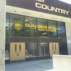 Gunderson High School Middle Schools High Schools 622