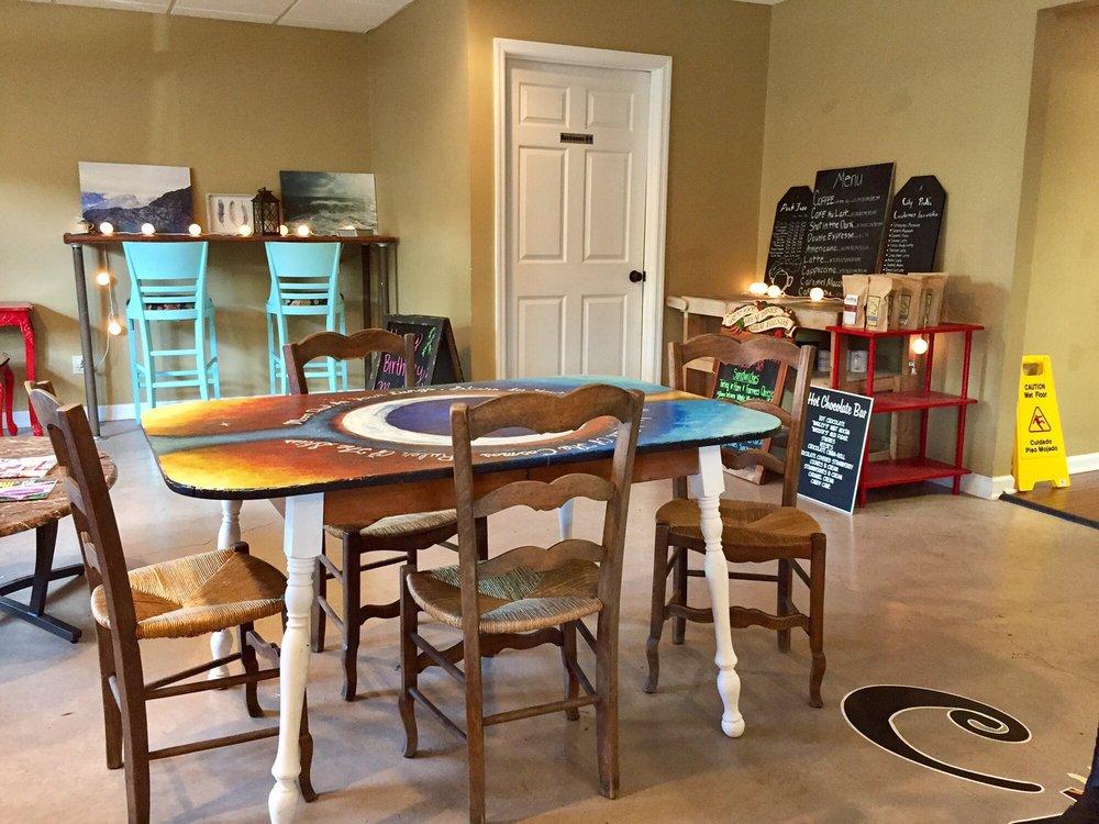 City Perk Coffeehouse: 225 E Graham St, Prestonsburg, KY