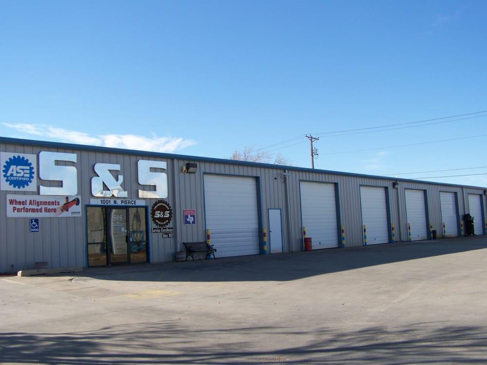 S&S Transmission Specialist: 1001 N Pierce St, AMARILLO, TX
