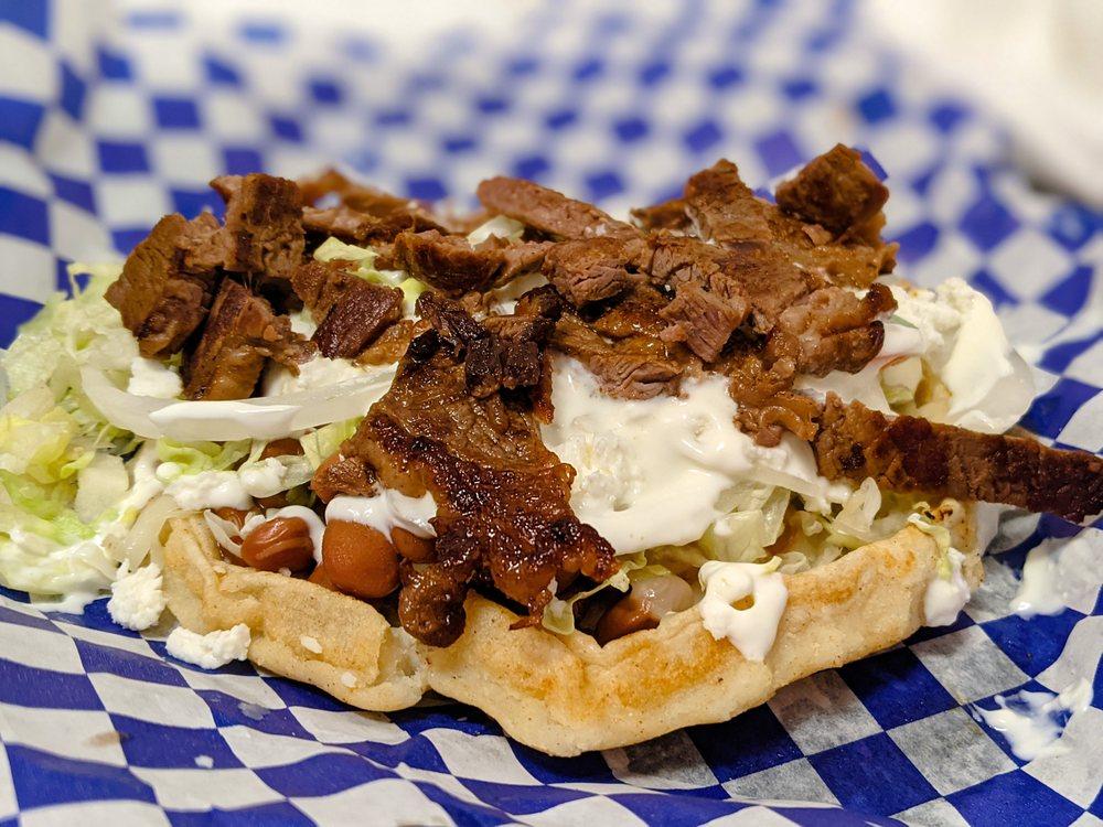Taco El Rulas: 1299 San Pablo Ave, Albany, CA