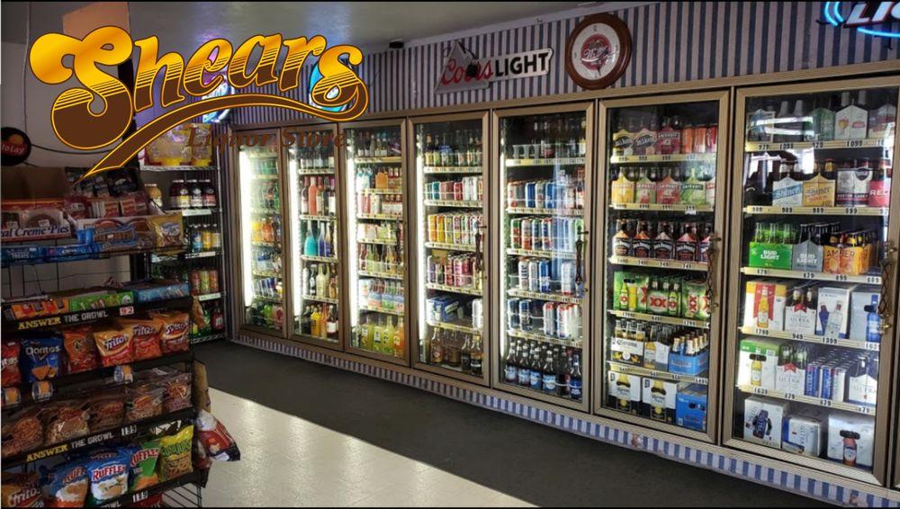 Shear's Liquor Store: 508 S Alamo St, Hearne, TX