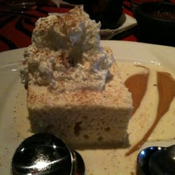 Photo Of El Patio Mexican Restaurant   Houston, TX, United States. Tres  Leches
